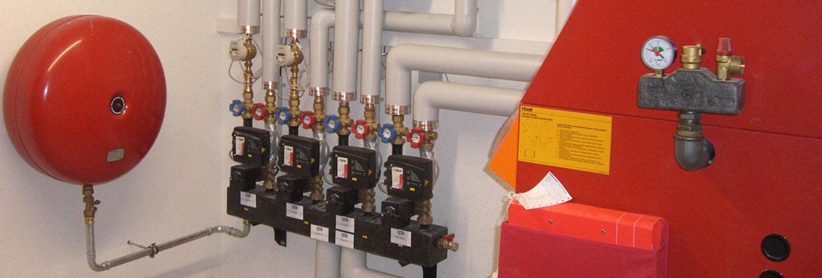Heizungsanlagen-Service von HMK Kufstein